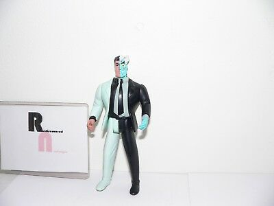 Batman The Animated Series Two-Face Loose Action Figure Kenner 1993