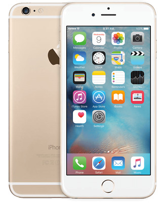 Apple iPhone 6s Plus - 16GB Gold UNLOCKED A1687 CDMA, GSM Sealed Warranty Global