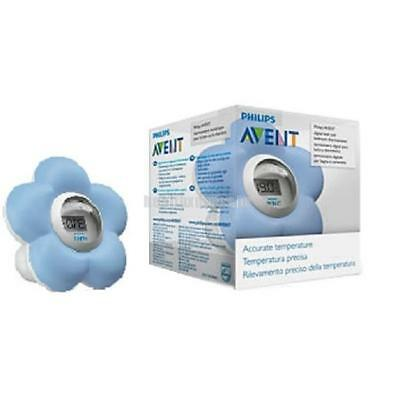 Philips AVENT SCH550/20 Bath and Room Thermometer Blue