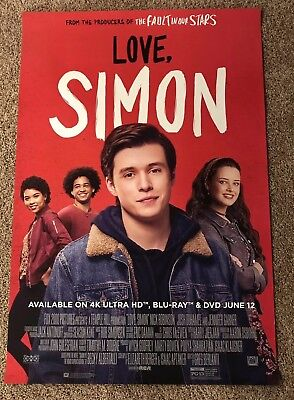 8 Movie Theater Posters 27x40 (5) Double Sided Love, Simon; Murder On The Orient