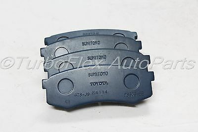 GENUINE LEXUS FRONT /& REAR OEM BRAKE PADS 04465-53040 /& 04466-30282 RWD IS250