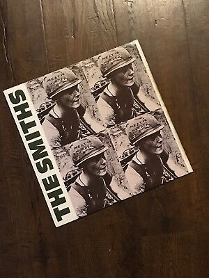 RARE THE SMITHS MEAT IS MURDER 1985 SIRE LP RECORD ALBUM Indie Rock