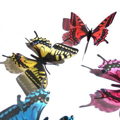 B017 - Acrylic Butterflies Weddings Crafts, Cake Topper, Decorations, Cards