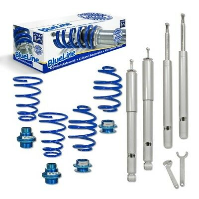 Kit suspension combine filete BMW Serie 3 type E30 berline / coupe de 1982 a 19
