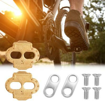 09727bf94 2x Bicycle Premium Cleats Crank Brothers Egg Beater Candy Smar Acid Mallet  Pedal