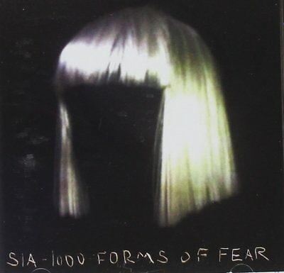 Audio Cd Sia - 1000 Forms Of Fear
