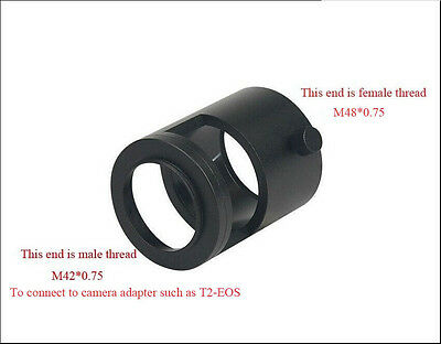 HD Digital Camera Adapter Spotting Scope T2 Mount