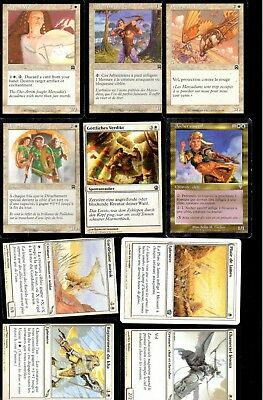 Lot 40 Cartes Magic The Gathering (tbe) - Lot 13