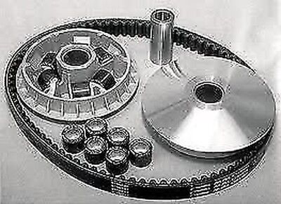 Set Malossi Complete Gilera Runner Fx 125 180 2T Lc Variomatic Clutch And Belt