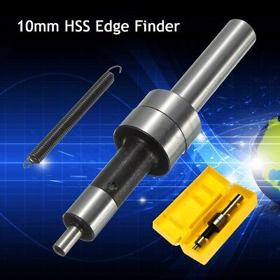 10mm Shank Precision Mechanical Machine Edge Finder Speed Tool For CNC Milling