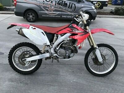 Honda Crf Crf450 Crf450X 01/2006 Model Project Make An Offer