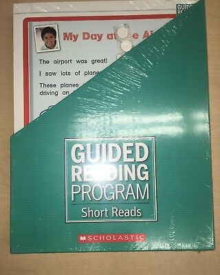 Scholastic Guided Reading Short Reads Non Fiction Level E