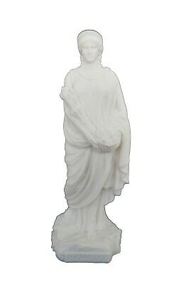 Demeter sculpture ancient Greek Goddess of the agriculture active statue