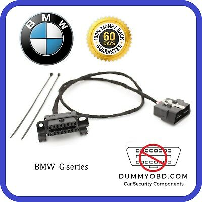 BMW G - Series DUMMY FAKE OBD PORT Anti Theft Security OBD Guard Lock