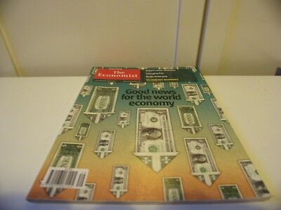 """The Economist - December 6th-12th 2003 """"Good news for the world economy"""""""