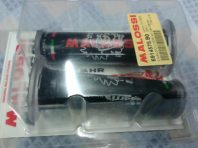 Vespa LML Gilera Malossi Handle Bar Grips .. NEW!!