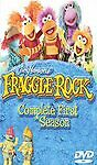 NEW Jim Henson's Fraggle Rock *The Complete First Season DVD 2005 HBO TV Series