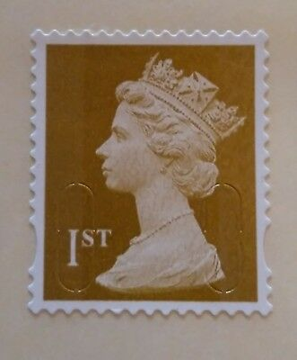 50 x 1st FIRST CLASS LETTER SELF ADHESIVE UNFRANKED STAMPS, EXCELLENT CONDITION