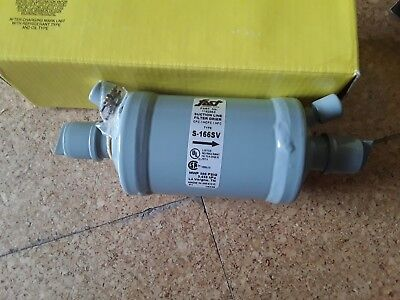 Suction Line Filter--Drier Type S-166SV