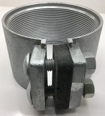 "Scc-400 Appleton 4"" Split Coupling"