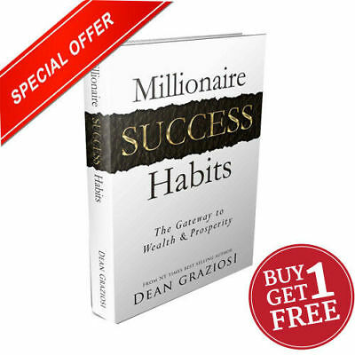 Millionaire Success Habits by Dean Graziosi (Ebook)