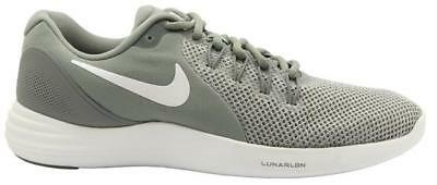 25fb06f7953 WMNS NIKE LUNAR Apparent Black White Cool Grey Women Running Shoes ...