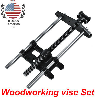 """10.5"""" Heavy Duty Drill Press Vice Bench Clamp Woodworking Vise Drilling Machine"""