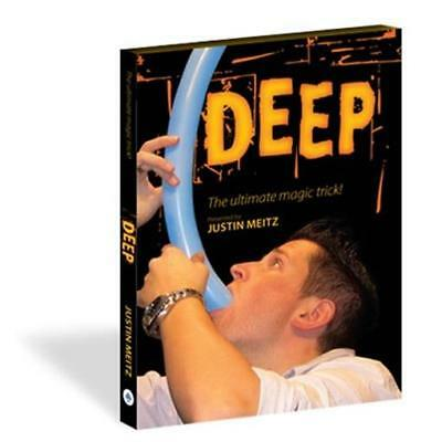 Deep by Justin S. Meitz - DVD - Magic Tricks