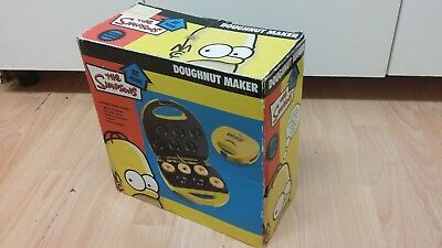 🌟Sealed Simpsons Doughnut Maker, What You See, Gift/Present🌟