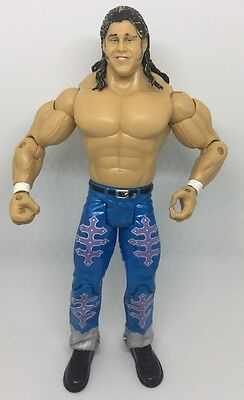 JOHN MORRISON FIGURE WWE JAKKS 2003 WRESTLING COLLECTIBLE JOHNNY IMPACT TNA ROH