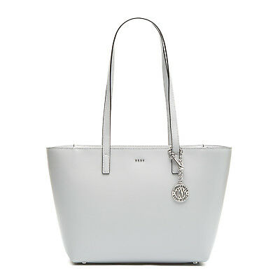 Borsa DKNY Donna Karan New York bryant shopper M R74A3014 wht bianco