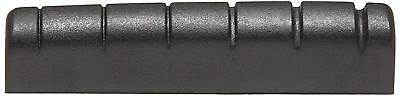 Graphtech PT-6010-00 BLACK TUSQ XL GIBSON (ELECTRIC) STYLE SLOTTED NUT