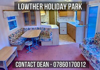 Pre owned static caravan holiday home for sale Lake District Cumbria Ullswater