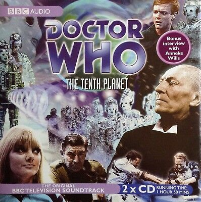 Doctor Who The Faceless Ones Soundtrack 2 Cd Set Troughton Very