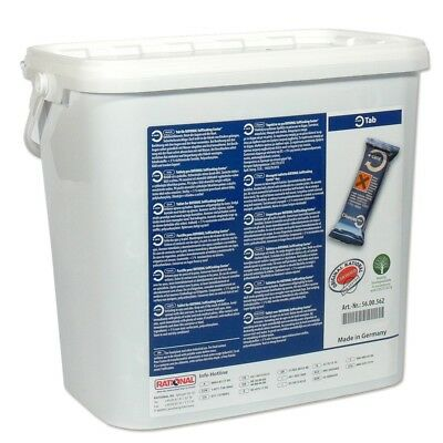 Rational -pflege-tabs, Rinse, Descaler, Bucket a 150 Tabs B (0,51 Eur. / Pieces)