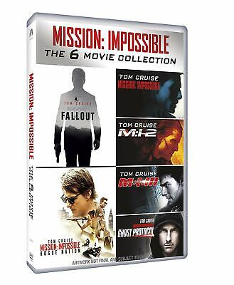 Dvd Mission Impossible Collection (6 Dvd)