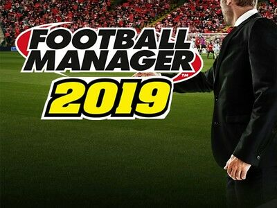 Football Manager 2019 + Touch (NoCD/VIP/Steam account) No Key/CD/DVD, EASY,FAST