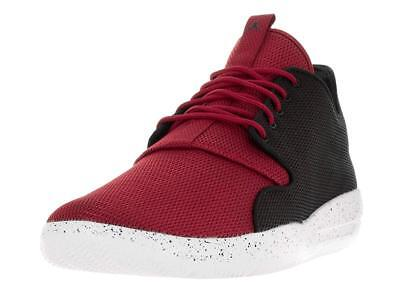 2edc39b06e2468 Nike Men s Air Jordan Eclipse Athletic Trainer Sneakers Gym Red Black Size  10.5M