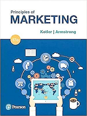 Principles of Marketing 17th Edition by Kotler and Armstrong  eBooks,PDF