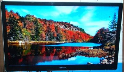Sony Google TV 40 Inch Smart NSX-40GT1 (Used, Very Good) Free Gift!
