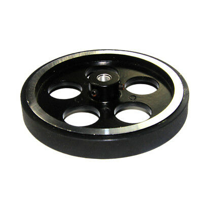 DIY 4WD Smart Car Robot Chassis Wheel Tyre, 95mm Dia RC Toy Platform Kit