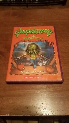 GOOSEBUMPS - THE Haunted Mask 2 (DVD, 2004)