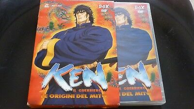 Ken Il Guerriero Le Origini Del Mito Box Dvd Yamato Video