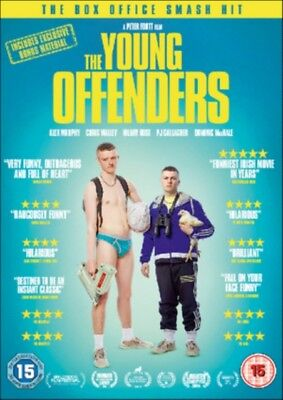 The Young Offenders (DVD, 2016) *NEW/SEALED* 5060262855072, FREE P&P