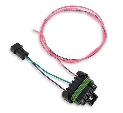 Holley Performance 558-493 Ignition Wire Harness