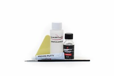 Scratchwizard Touchup Paint for Nissan QX3 (Satin White Pearl Tri-coat)