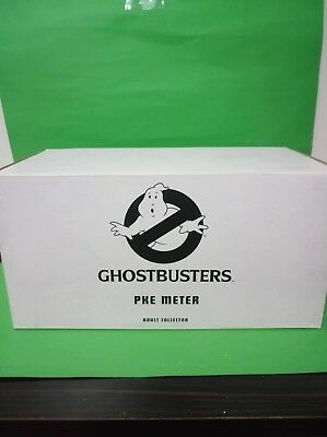 Ghostbusters Matty collector movie replica PKE meter life size