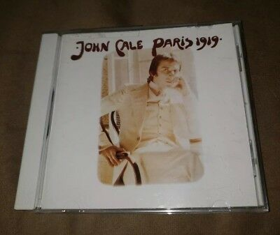 John Cale Paris 1919 CD