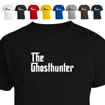 The Ghosthunter Parody Paranormal T Shirt Gift 018