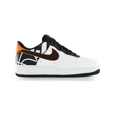 meilleur service b15c9 c21e8 NIKE AIR FORCE One 1 '07 LV8 NBA Logo Pack Premium Shoes 823511-104 Men's  sz 12